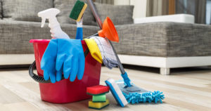 house cleaning checklist tucson